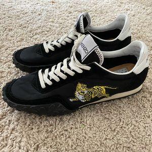 Kenzo Black Move Sneakers LIKE NEW!!!!